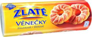 チェコの朝食クッキーはお土産にも人気