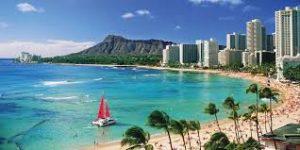海外旅行で人気のハワイの美しい景色