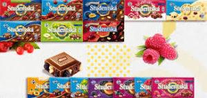 チェコで人気のチョコレート菓子