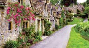 イギリス一美しい街バイブリー& コッツウォルズ