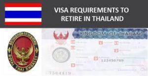 タイでリタイアメントビザを取得する方法