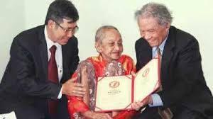 122歳のグエン・ティ・チューさん