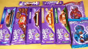 ヨーロッパで人気のチョコレートお菓子ミルカ