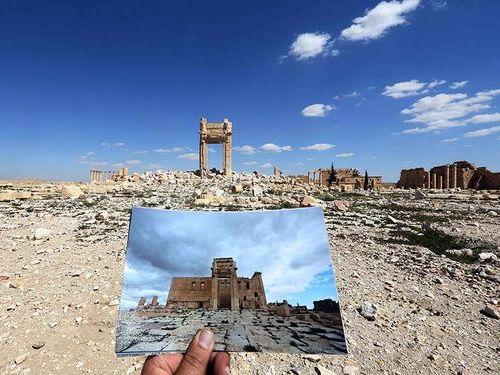 シリアの人気観光スポットと「親切は天国への近道」という話