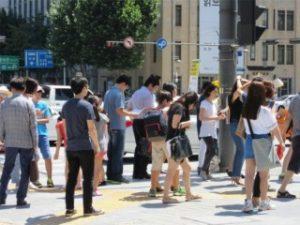 韓国の若者は就労恋愛結婚出産を諦めている