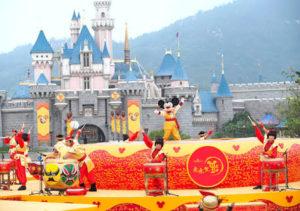 香港ディズニーの魅力と人気アトラクション