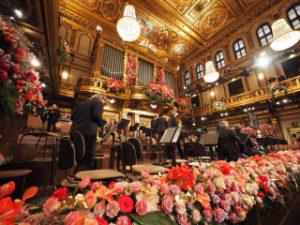 ウィーンのニューイヤーコンサート