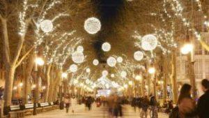 世界一盛り上がるスペインのクリスマス