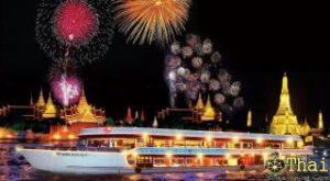 タイバンコクで人気の年越しカウントダウン花火イベント