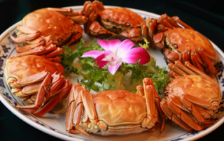 あなたはダイオキシン汚染まみれの上海蟹を食べることができるか?