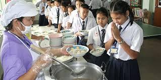 タイの学食に「日本のカレー」登場!
