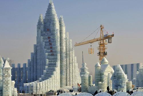 ハルビン 氷 祭り
