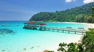 モルディブのような楽園ビーチリゾートがマレーシアにもあるぞっ!