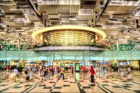 世界一快適な「シンガポール・チャンギ空港」の基本情報と交通アクセス