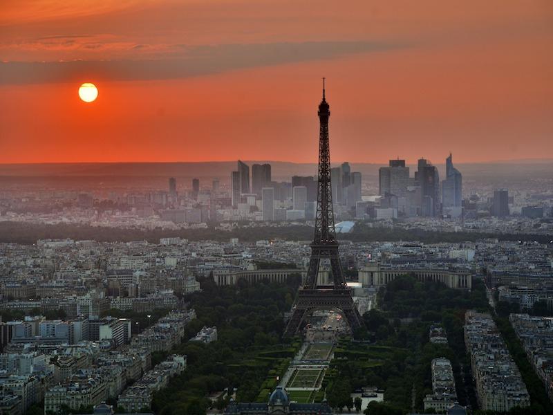 パリの人気観光スポットベスト20 ♡