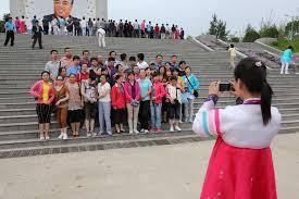 Google Earthで見る「北朝鮮」では満足できないアメリカ人旅行者たち