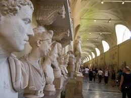 巨大なヴァチカン博物館を効率よく見学する方法