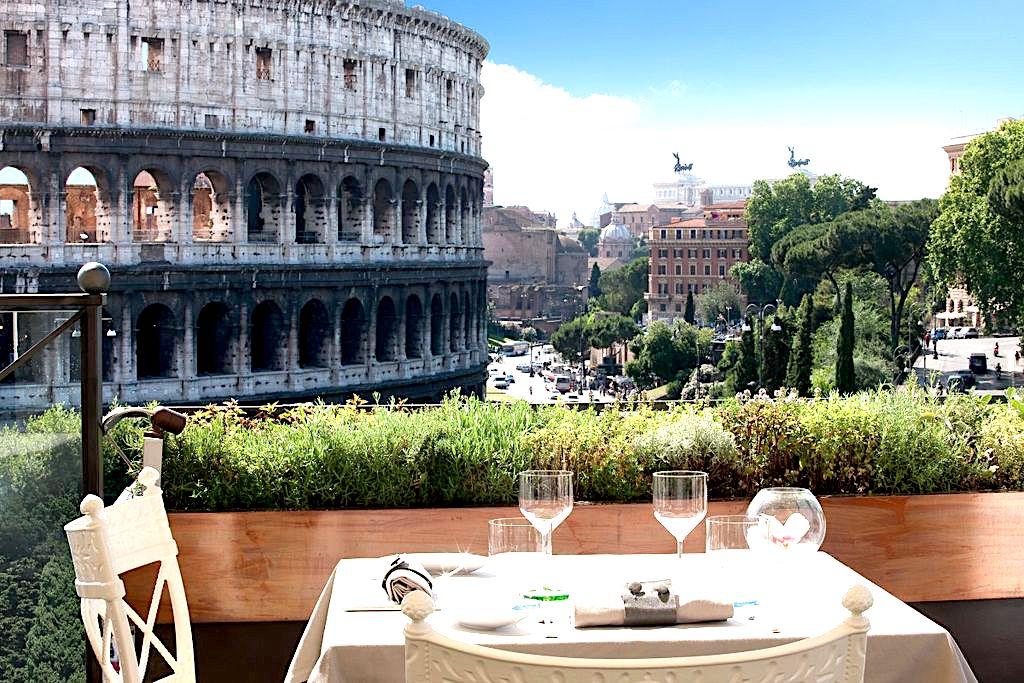 ローマに美味しいレストランは少ない。でも…