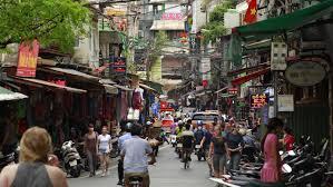 日本から一番近い「ベトナム」の人気観光都市ハノイ