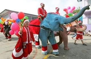 アジア各国のおすすめ「クリスマス」とバンコクの素敵なイルミネーション☆