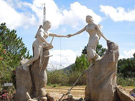 ベトナムの避暑地「ダラット」の人気観光スポット