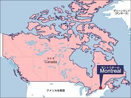 モントリオール,地図 – ❤️アジア格安👀ひとり旅ナビ助❤️