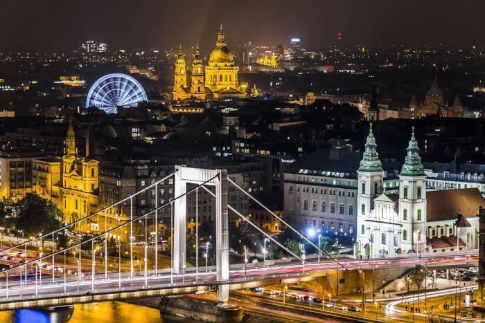 ヨーロッパの真珠:ブダペスト (ハンガリー) の見どころ & 人気観光スポット