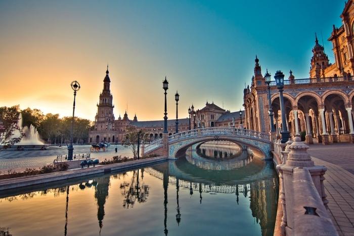 これぞスペイン!セビリアの人気観光スポット【まとめ】