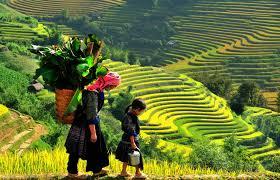 ベトナムで一番空気がきれいな町サパで山岳民族と交流しよう