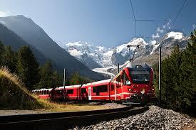 ローマからプラハへの鉄道の旅 (モデルコース)