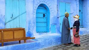 モロッコの青い迷宮「シャウエン」で絵本の世界を散策