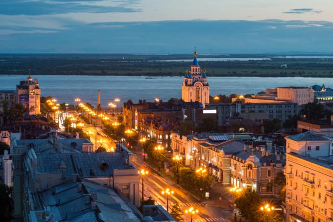ロシアの美しき街「ハバロフスク」の基本情報  & 観光スポット