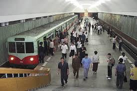北朝鮮旅行で乗った平壌の地下鉄は…