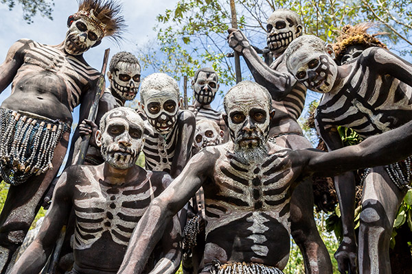 パプアニューギニアの人気 & オススメ観光スポット | ❤️アジア格安 ...