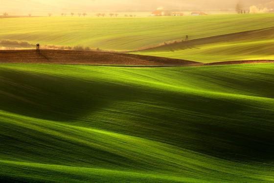 チェコの大草原「モラヴィア地方」の旅
