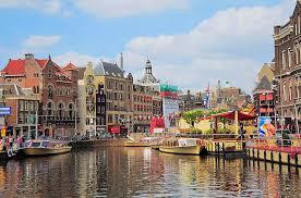 「水の都」アムステルダムの基本情報 & 人気観光スポット【まとめ】