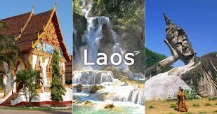 初心者のためのラオス観光モデルコース