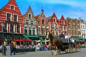 中世の街並みが美しすぎるベルギーの基本情報 & 人気観光スポット