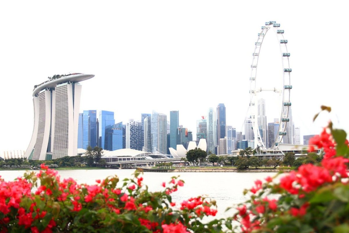 春のシンガポール旅行はとっても素敵 ♡