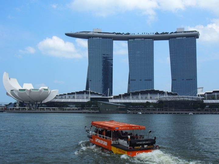 シンガポールの人気観光スポット & ベストシーズン