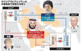 不仲な中東の大国「イラン」と「サウジ」の複雑な対立事情