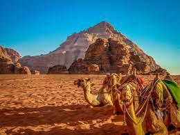 中東ヨルダンのとっても素敵な人気観光スポット