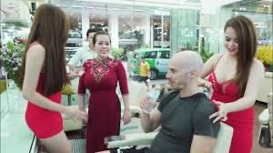ベトナムの格安&セクシー理髪店には絶対に行くべし!